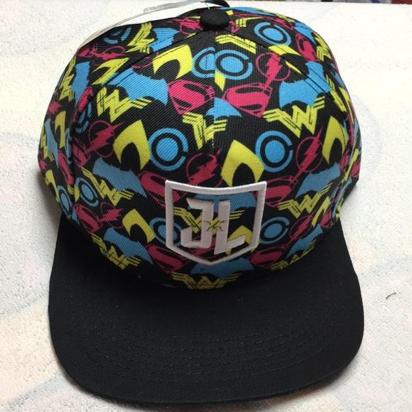 155e7b6ae6dd2 Justice League Hat. NWT